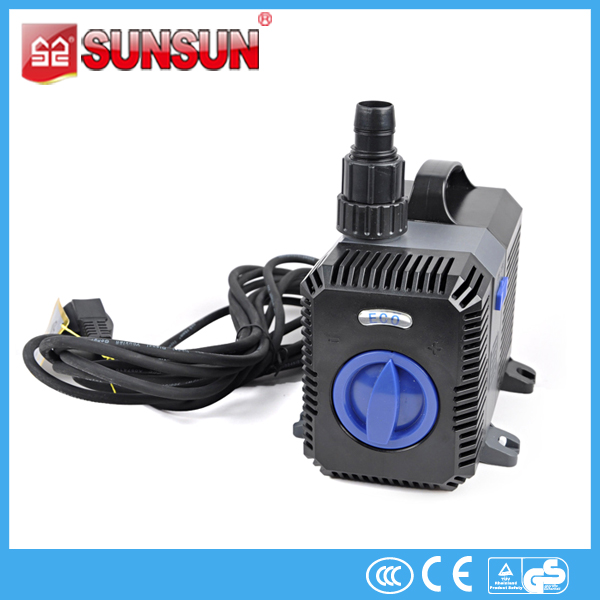 Sunsun 5200LPH Well Made DC Frequency Variable Garden Circulation Pond Pump