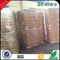 High transparency stretch film for construction industry