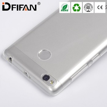 DFIFAN for xiaomi mi new mobile phone, Ultra slim case for redmi 3s prime, for xiaomi redmi 3s prime back cover