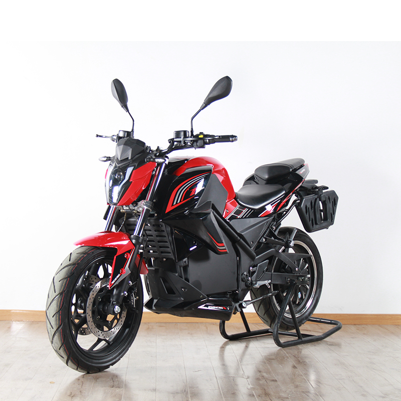 Modern Design Made In China Premium 3000W 72V 40AH Adult Electric Motorcycle