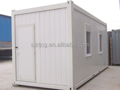 Sandwich Panel House 20 feet 40ft Container House Low Price 2017