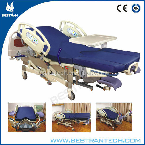 BT-LD004 Intelligent Hospital Delivery Room Furniture Electric Newborn Birthing Table For Sale