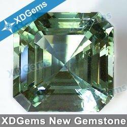 synthetic diamonds princess cut gems