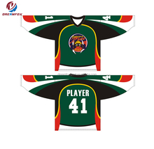 cheap hockey jerseys sublimation custom team hockey jersey design