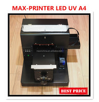 Factory Price A4 Led UV Flatbed Printer 3D printer