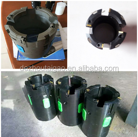 Trepanning cutter for deep hole drilling with nice price