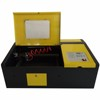 40w laser marker engraving 3040 3020 3030 co2 mini dc k40 laser engraving machine.