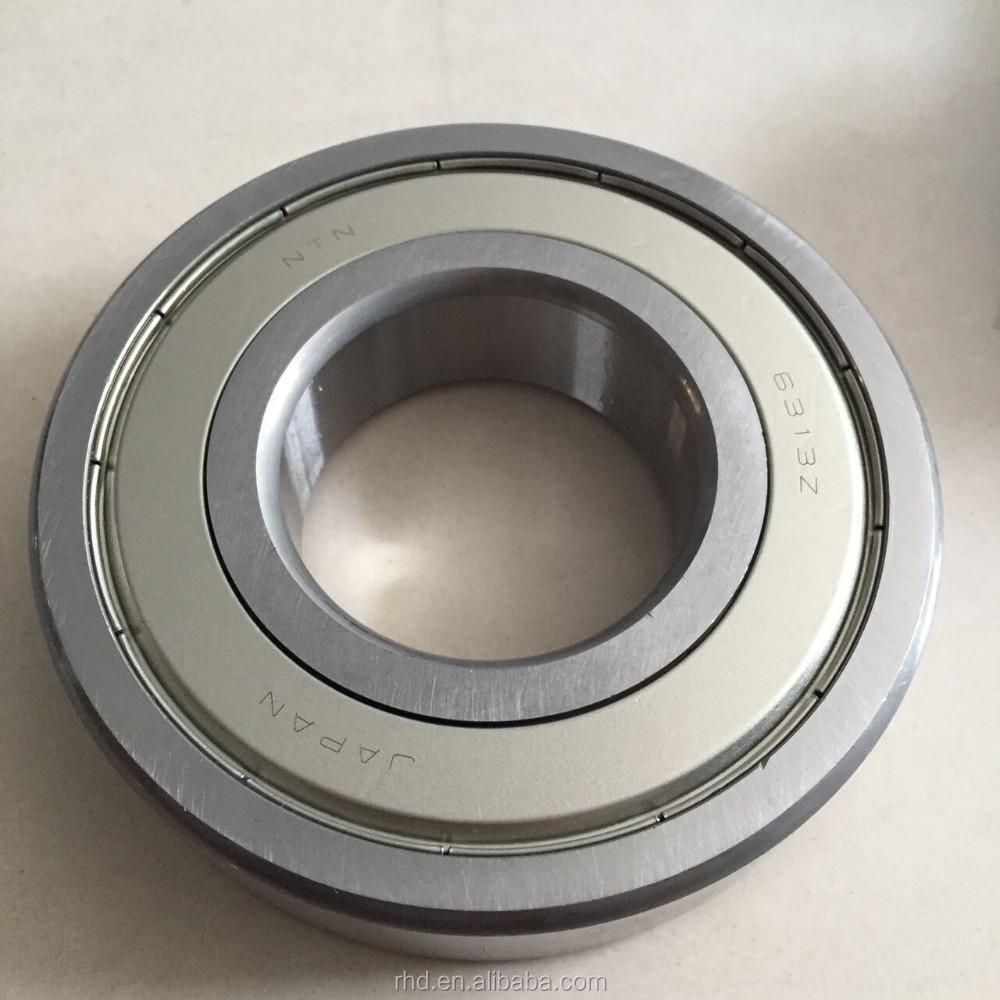 NTN bearing 6313zz C3 deep groove ball bearing 6313 zz ...