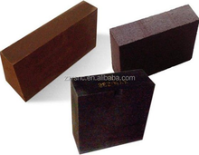 Semi-Re-bonded Chrome magnesite Refractory Brick