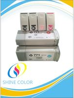 775 ml remanufactured ink cartridge for hp771