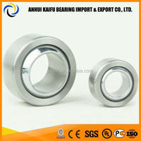 GEBJ 8S Self-lubricating bearing 8x19x12 mm Outer ring chromium plated Spherical plain bearing GEBJ8S