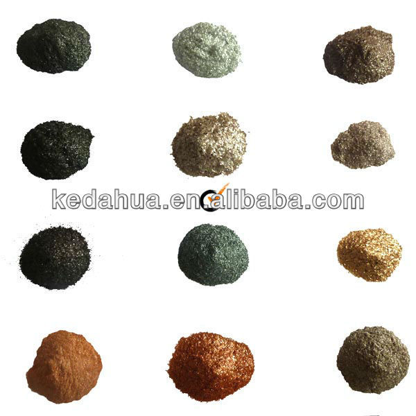 All kinds of mica sheet flakes