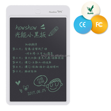 Howshow good brand high quality lcd boards e-note 10 inch LCD writing tablet for eye protecting pad