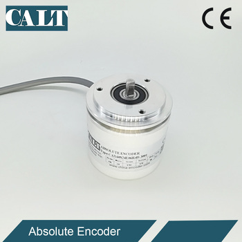 CALT Multi-turn 6mm Shaft CANOPEN Output Absolute Rotary Encoder
