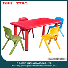 Factory Price Attached School Desks And Chair