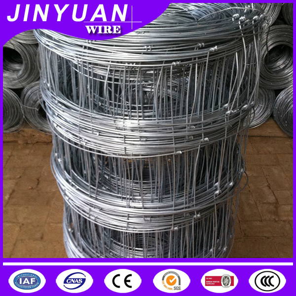 Cheap hot dipped galvanized Cattle Fence/Filed Fence/Grassland Wire Mesh Cattle Fence Grassland Fence Wire Mesh (best price)