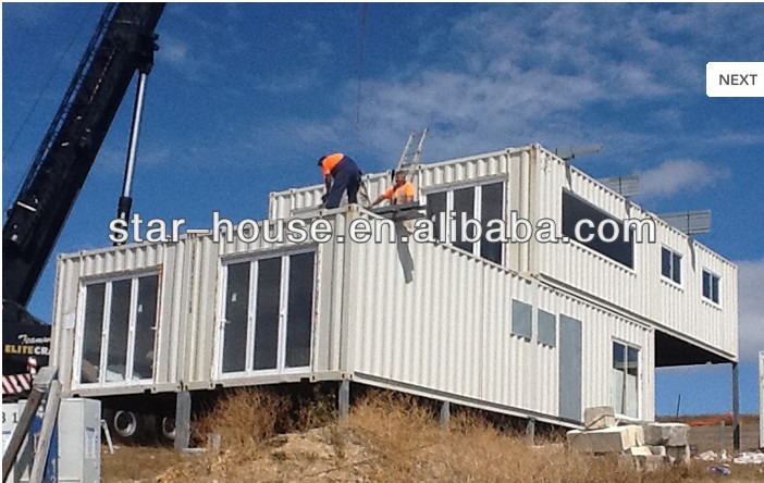 Residential Steel structure Buildings