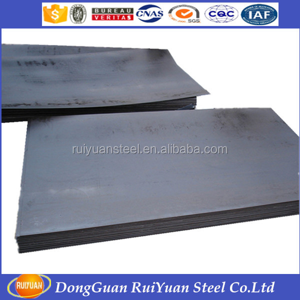 hot sale structural hot rolled MN13 High Manganese Steel sheet with price list