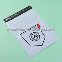 Heat seal poly mailing bag for express/courier bag for mailing (zz62)