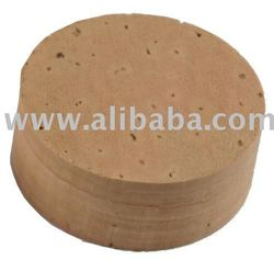 NATURAL CORK DISC