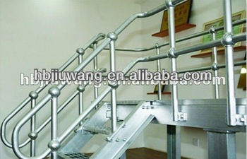 ball joint (handrail) stanchions