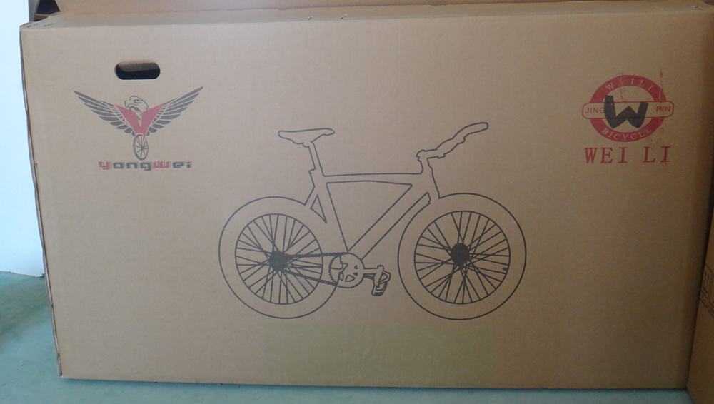 OEM Acctractive wholesale 700C steel fashion fixie bike fixie bicycle with EN certificate