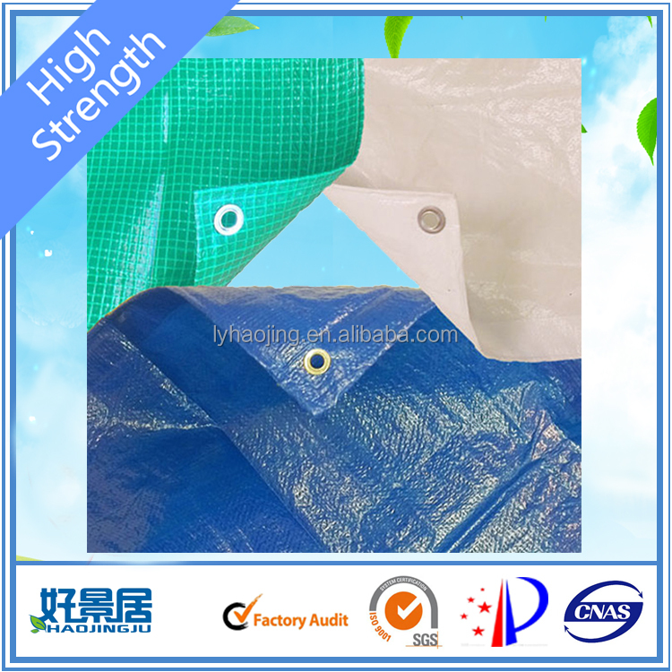 waterproof canvas tarp tarpaulin factory plastic sheet PE PVC PP rolls cut size