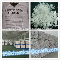 caustic soda flakes with coa