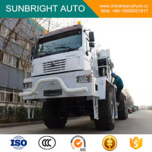 SINOTRUK Desert Oil Field 6X6 Heavy Tractor Truck for Sale