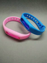 Natural Mosquito Repellent Bracelets Waterproof Wristband wrist band Bug Insect Protection, No Deet, Pest Contro