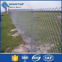 Anping 100% Factory Chain Link Fence Extensions for Garden