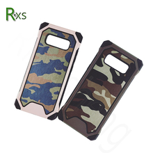 2017 New Business Hybrid 3 in 1 Army Camouflage Armor Phone Cover Case For Note 8