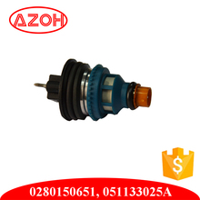 Car Engine Parts Fuel Injector Nozzle 0280150651, 051133025A for VW golf Passat 1.6/1.8L