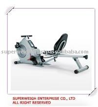 3 in 1 Rower, Recumbent Bike & Pilates