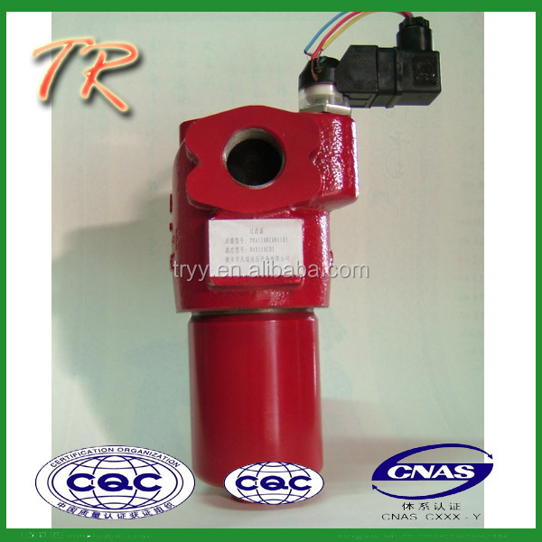 PHA420FV1HI Hydraulic oil filter housing
