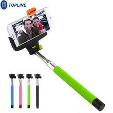 Rechargeable Bluetooth Built in Mini Selfie Stick selfie stick bluetooth