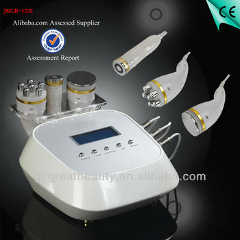 Mini Home use Radio frequency Cavitation slimming ultrasound slimming machine