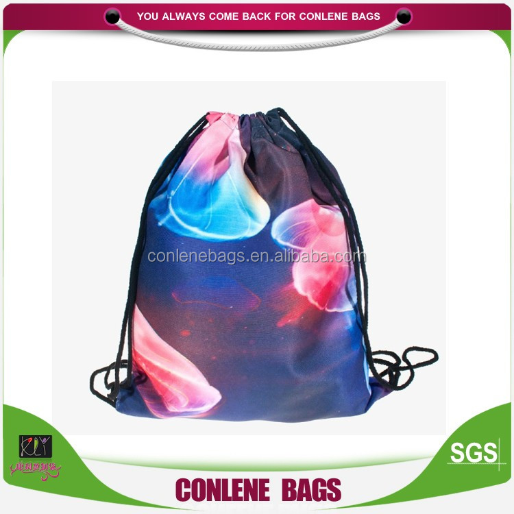 Specially-Designed Promotion Polyester Shopping Bag