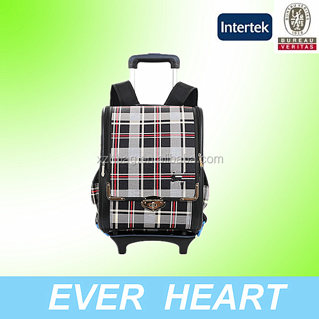 Nylon Elegant trolley travel bag&cheap trolley bag