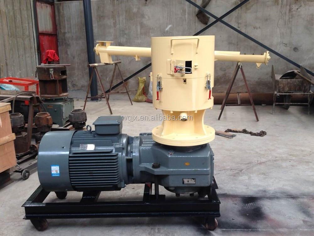Wood burning stove pellet making machine manual