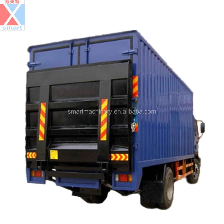 Hydraulic Lift Tailgate : Ton hydraulic tail lift truck
