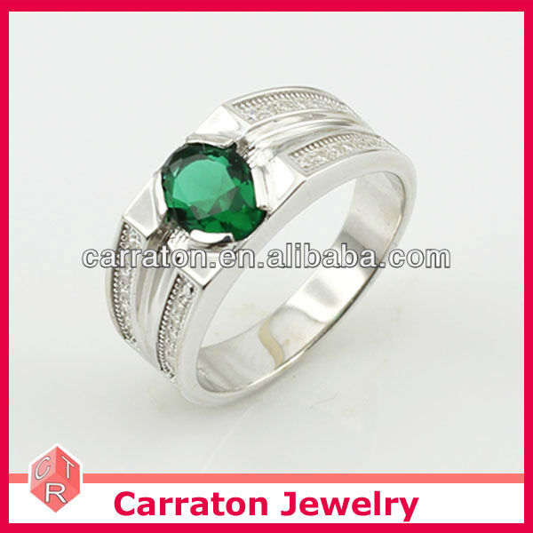 Shenzhen Factory Wholesale Best Quality Sterling Silver Hallmark Rings