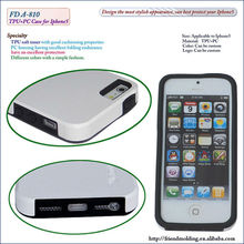 2014 wholesale TPU PC smartphone Case For IPhone 5