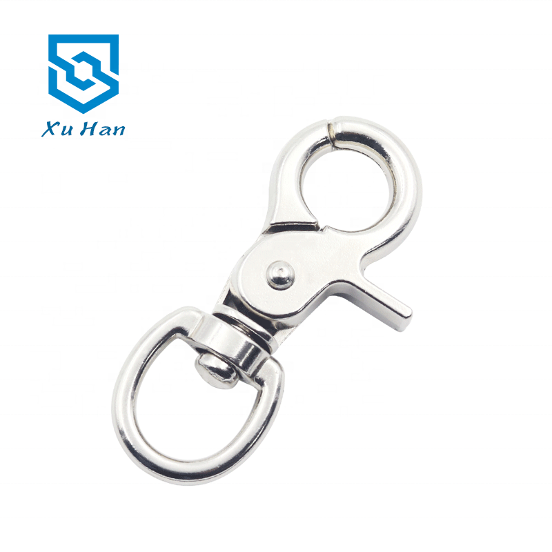 Manufacturer Direct Selling, high quality zinc alloy snap <strong>hook</strong> for Handbags and traction ropes