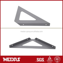 Metal Ornamental Triangle Shelf Bracket Support