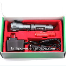 Police Security Flashlight Led light /Emergency LED Flashlight Torch