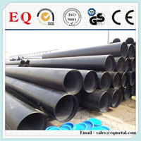Cotton seamless tube fabric schedule 80 steel pipe