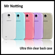 for samsung galaxy s4 i9500 silicon ultra thin mobile phone case