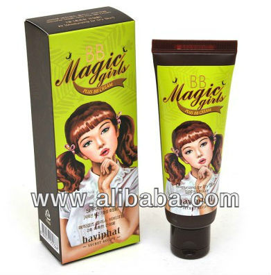Korean cosmetics Dream Girls Magic Plus BB Cream