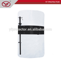 AS001/Anti Riot Shield/Rectangular shiled/shield security anti-riot